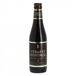 STRAFFE HENDRICK QUADUPLE 33CL