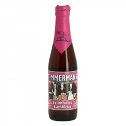 Timmermans Framboise Bière Belge Lambic 25cl