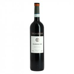 BARDOLINO DOC VILLA CARDINI Vin Rouge Italien