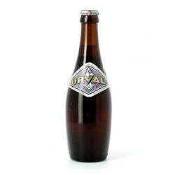 Bière belge ambrée d'abbaye Orval 33 cl