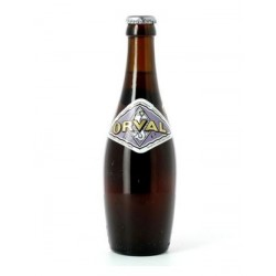 ORVAL Bière Belge Trappiste Ambrée 33 cl