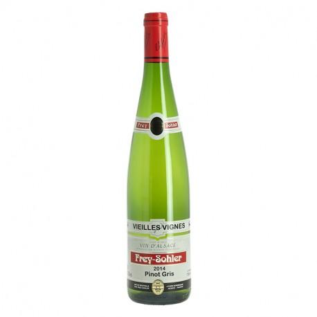 FREY-SOHLER PINOT GRIS  Vin Blanc Alsace