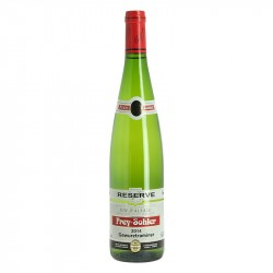 FREY-SOHLER GEWURZTRAMINER Vin Blanc Alsace