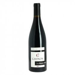 Vin de Loire Chinon Rouge Haute Olive par Pierre & Bertrand COULY