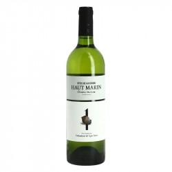 HAUT MARIN Côtes de Gascogne Blanc Ugni Blanc Colombard