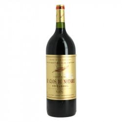 CLOS du NOTAIRE Côtes de Bourg Magnum de vin rouge de Bordeaux
