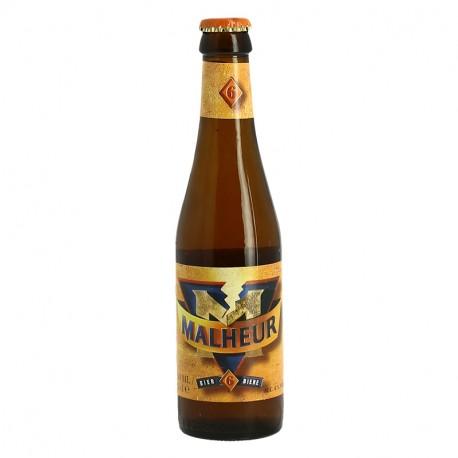 MALHEUR 6 Bière Belge Blonde 25 cl