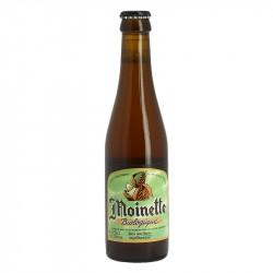 La MOINETTE BIO Bière Belge Blonde Biologique 25 cl