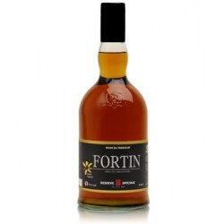 Rhum fortin 8 ans Paraguay