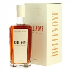 Whisky BELLEVOYE Blanc Finition Fût de Sauternes 70 cl