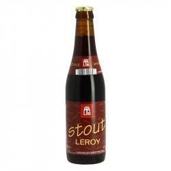 Bière Belge Leroy Stout 33cl