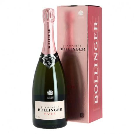 Champagne BOLLINGER ROSE 75 cl