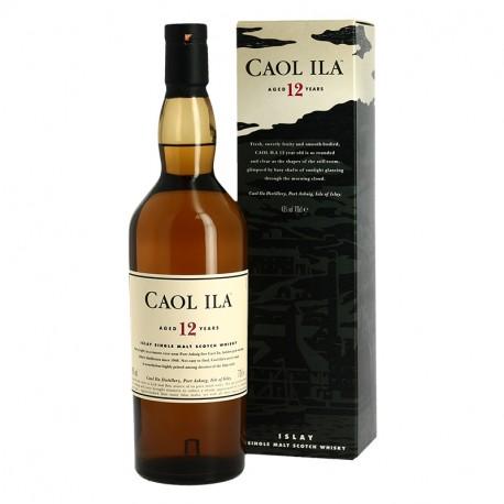 Caol Ila 12 ans Islay Whisky 70 cl