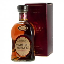 CARDHU AMBER ROCK Single Malt Speyside Double Maturation 70 cl