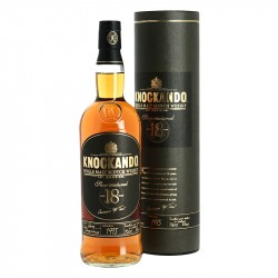 Knockando 18 ans slow matured Speyside Whisky