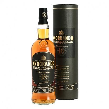 Knockando 18 ans slow matured Speyside Whisky