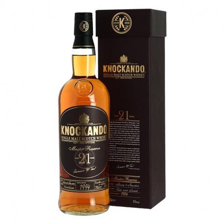 Knockando 21 ans Master Reserve Speyside Whisky