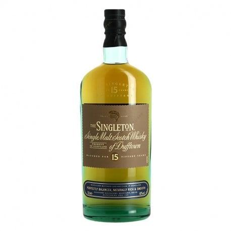Singleton 15 ans Speyside Whisky