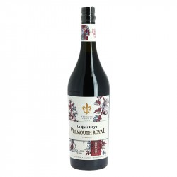 Vermouth La Quintinye Royal Rouge 16.5% 75cl