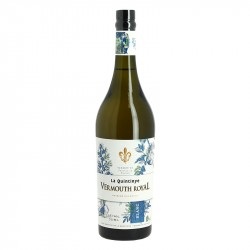 Vermouth La Quintinye Royal Blanc 75cl