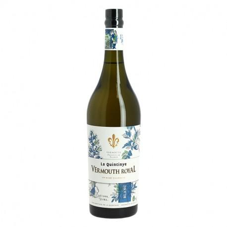 Vermouth La Quintinye Royal Blanc 75cl