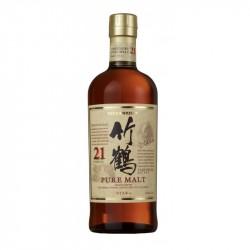 Nikka Taketsuru 21Ans Whisky Japonais