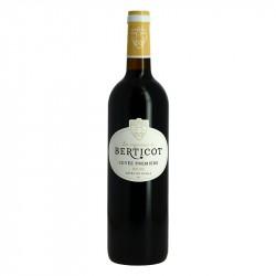 BERTICOT Cuvée Première Vin Rouge Côtes de Duras
