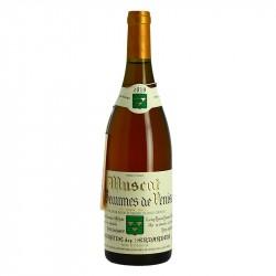 Domaine des BERNARDINS Muscat de Beaumes de Venise Vin Blanc