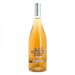 Le Rosé Qui Claque sa Mère VDF Vin BIO et Sans Sulfites Ajoutés 75cl