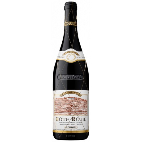 Côte Rôtie La Mouline 2016 Cote Blonde Vin Rouge de la Vallée du Rhône par Guigal