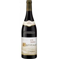 Ex Voto Ermitage Vins Guigal Vin Rouge de la Vallée du Rhône 2010
