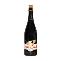GULDEN DRAAK Quadruple 9000 Bière Brune Belge 75 cl