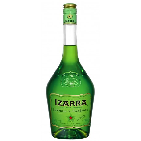 Izarra Vert Liqueur du Pays Basque