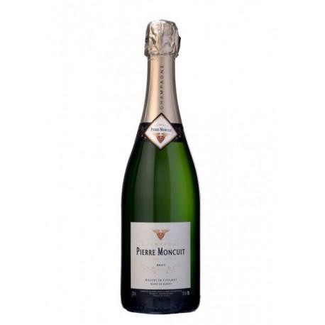 Champagne Pierre Moncuit  Cuvée Hugues de Coulmet Champagne Chardonnay