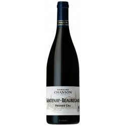 Santenay Vin Rouge 1er Cru Beauregard par Domaine Chanson