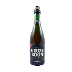 BOON OUDE Bière Belge GUEUZE à l'Ancienne 75 cl