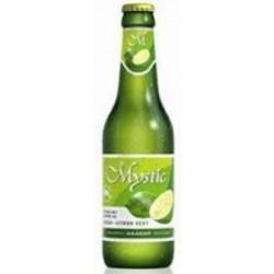 Bière belge fruitée Mystic Citron vert 33 cl