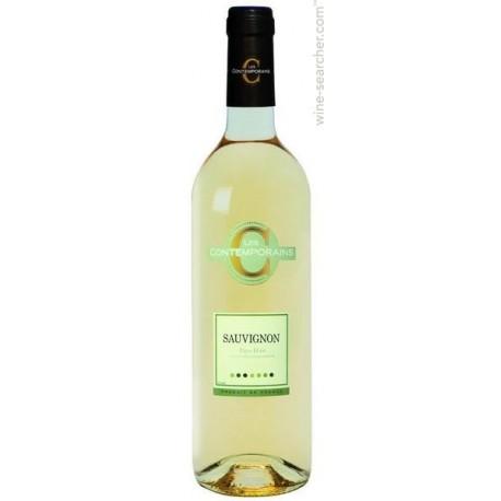 LES CONTEMPORAINS SAUVIGNON Vin Blanc de Pays d'Oc