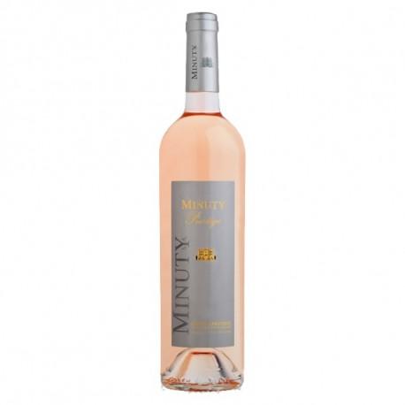 Chateau Minuty Côtes de Provence Rosé Cuvée Prestige