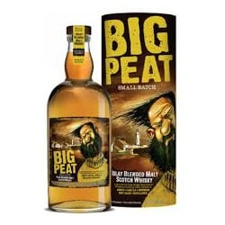 BIG PEAT Islay Whisky Tourbé 70 cl
