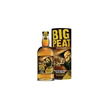 BIG PEAT Islay Whisky Tourbé 70 cl