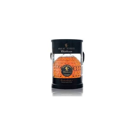 Club house OLD ST ANDREWS Whisky Blend Bouteille Balle de Golf