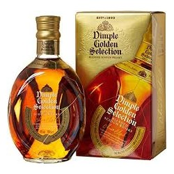 DIMPLE Golden Sélection Blend Whisky Fruité70 cl