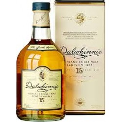 Dalwhinnie 15 ans Classic Malts Whisky Highlands 70 cl