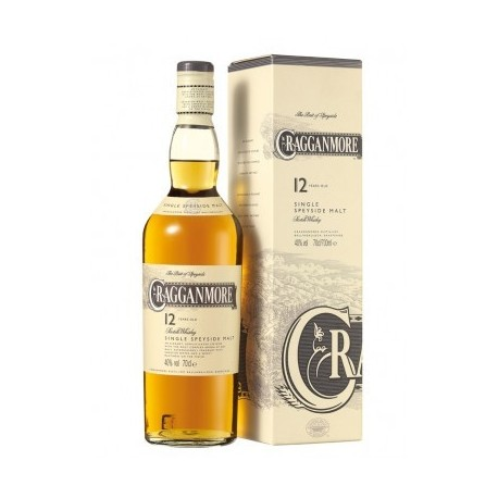 Cragganmore 12 ans Classic Malt Speyside Whisky