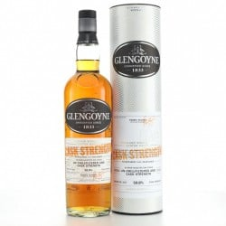 Glengoyne Cask Strength Highland Single Malt 58.9°