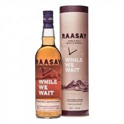 Whisky RAASAY While We Wait Single Malt