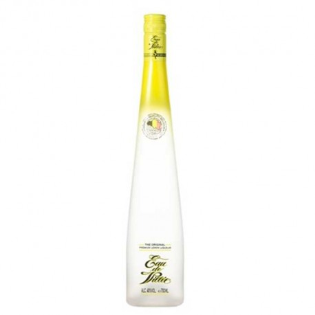 Eau de Villée Distillerie de Biercée Liqueur au Citron
