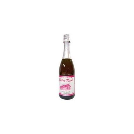 Cidre Rosé VERRIER 75 cl