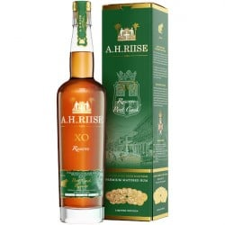 Rhum A.H. RIISE XO Rhum Traditionnel en finition de Fût de Porto 70 cl